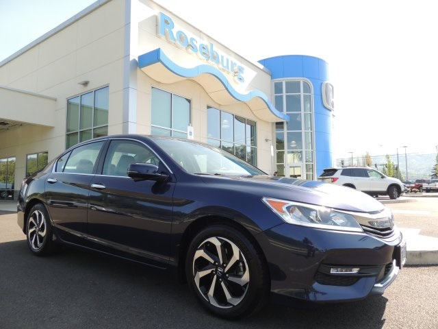 Certified Pre Owned 2016 Honda Accord Ex