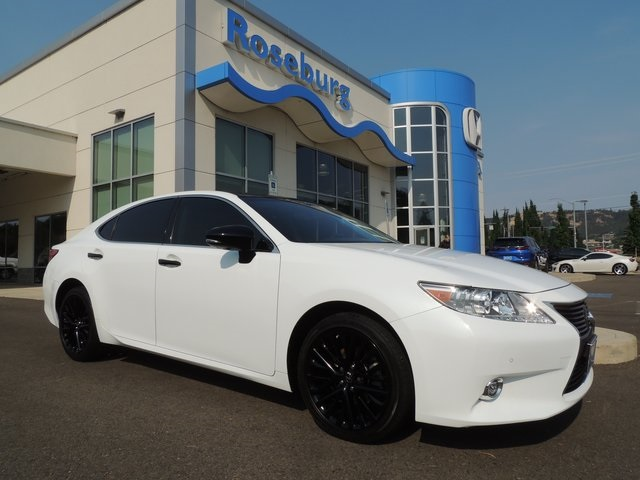 Pre-Owned 2015 Lexus ES 350 Crafted Line