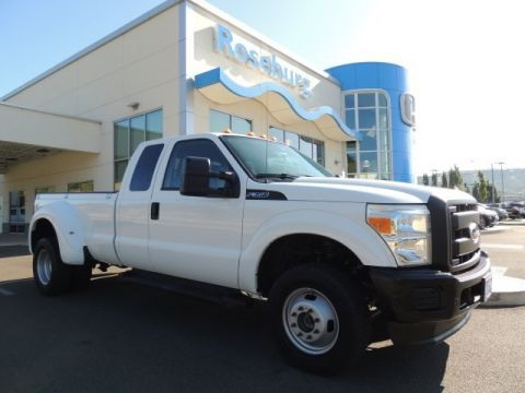Pre-Owned 2011 Ford F-350SD XL