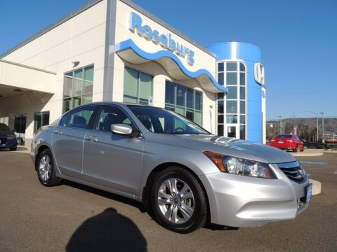 Pre-Owned 2012 Honda Accord SE